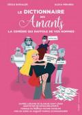 Le Dictionnaire des amants - Affiche
