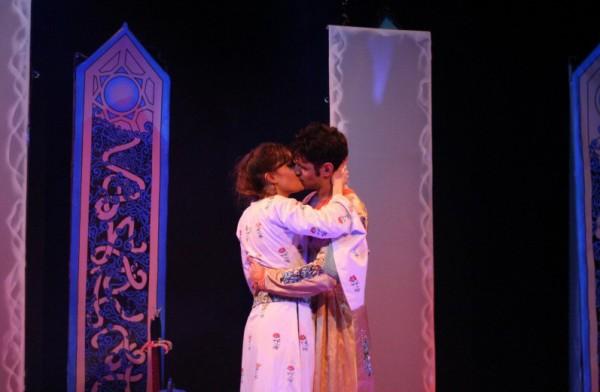 Aladdin, la prophétie au Théâtre du Lucernaire