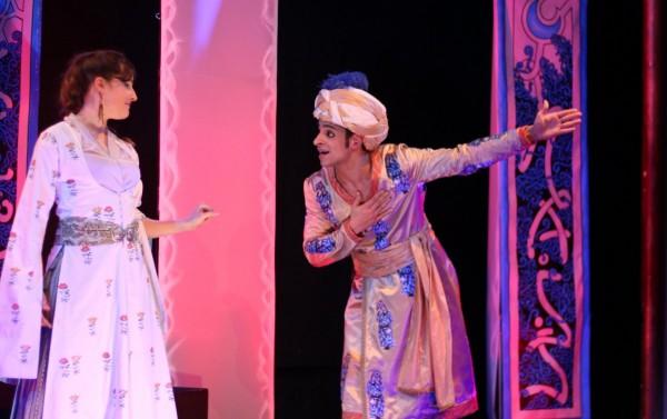 Aladdin, la prophétie