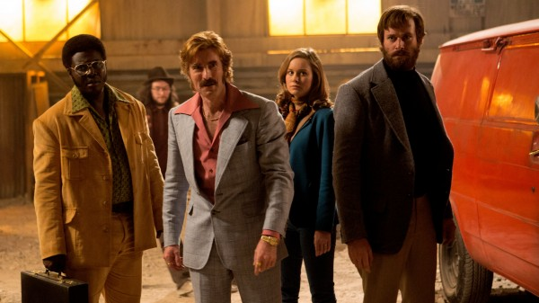 Babou Ceesay, Sharlto Copley, Brie Larson, Armie Hammer