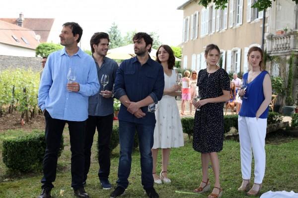 Jean-Marc Roulot, François Civil, Pio Marmaï, María Valverde, Ana Girardot, Yamé Couture