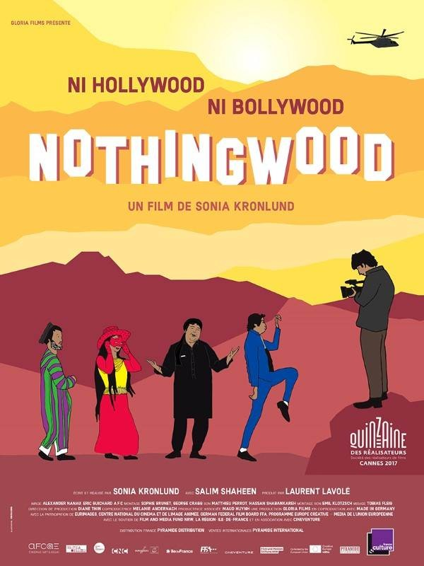 Nothingwood, Affiche