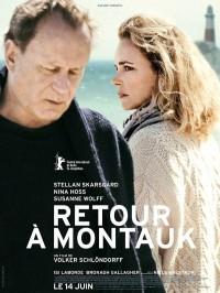 Retour à Montauk, Affiche