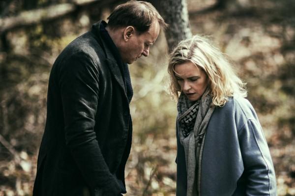 Stellan Skarsgard, Nina Hoss