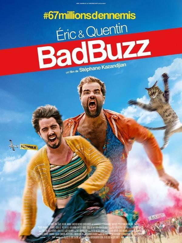 Bad Buzz, Affiche