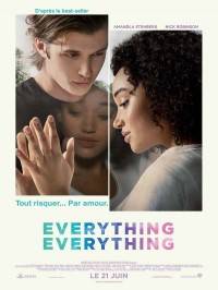 Everything, Everything, Affiche
