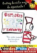 Histoires d'enfants : Affiche