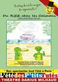 Du rififi chez les Caïmans : Affiche