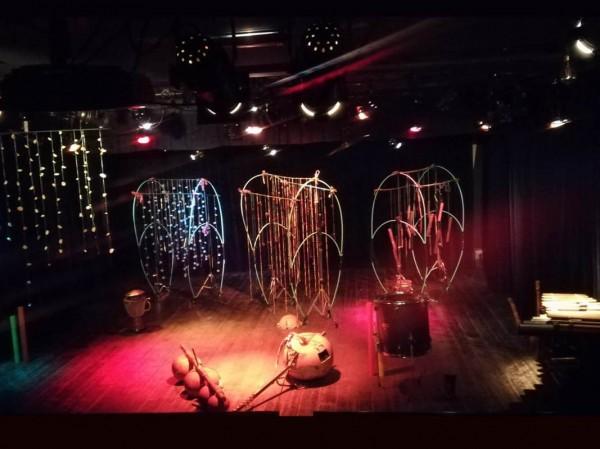 Yako et le labyrinthe musical