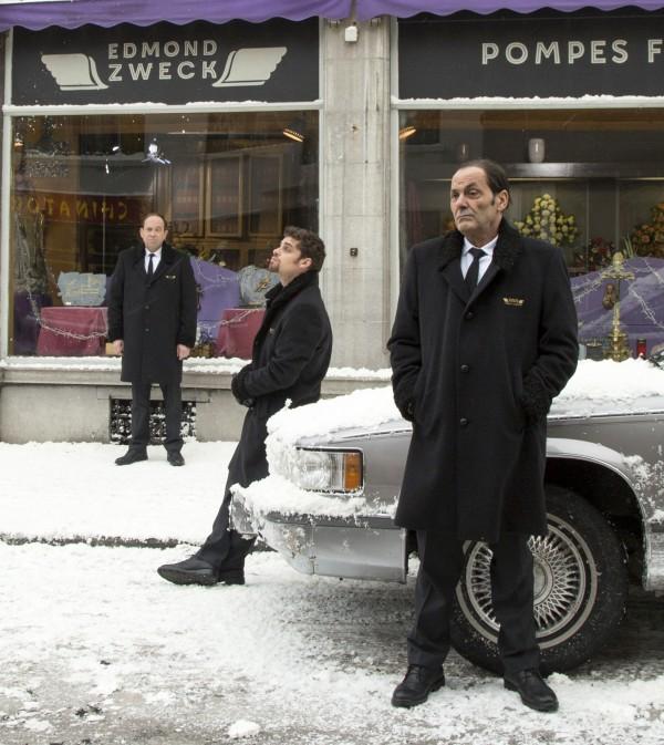 Olivier Gourmet, Arthur Dupont, Jean-Pierre Bacri