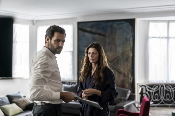 Laurent Lafitte, Chiara Mastroianni