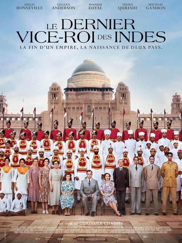 Le Dernier vice-roi des Indes, Affiche