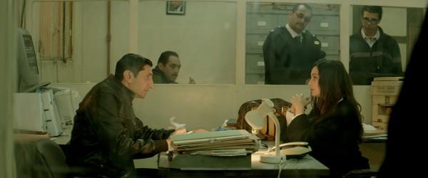 Fares Fares, Hania Amar, personnages