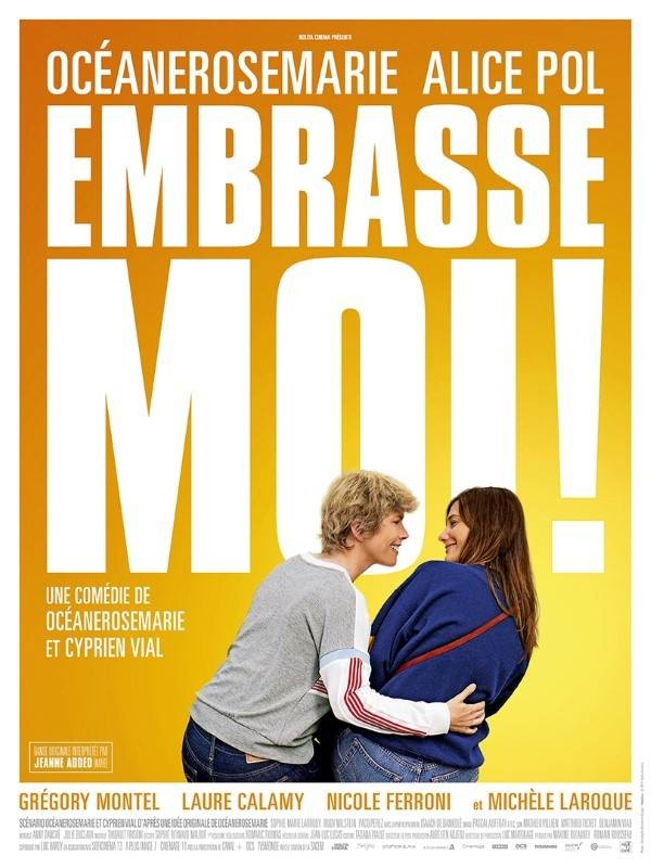 Embrasse-moi !, Affiche