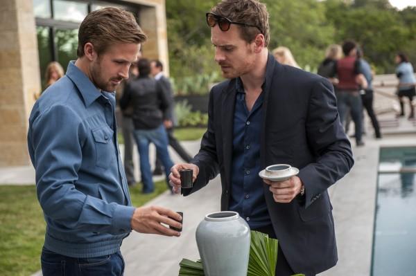 Ryan Gosling, Michael Fassbender