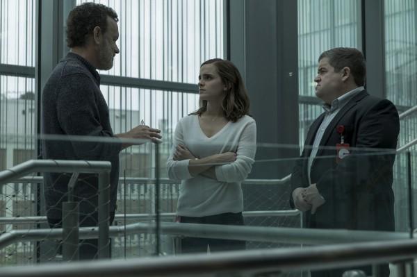 Tom Hanks, Emma Watson, Patton Oswalt