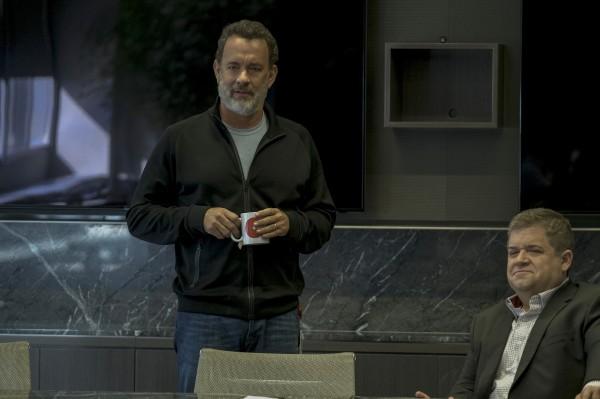 Tom Hanks, Patton Oswalt