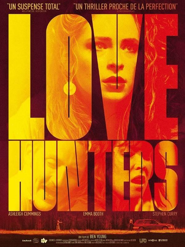 Love Hunters, Affiche