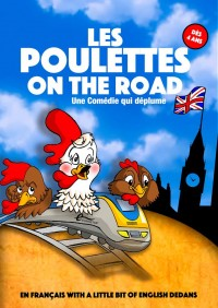 Les Poulettes on the road : Affiche