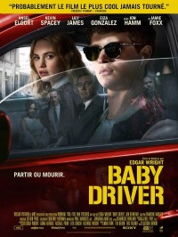 Baby Driver, Affiche