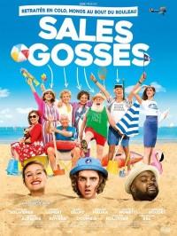 Sales gosses, Affiche