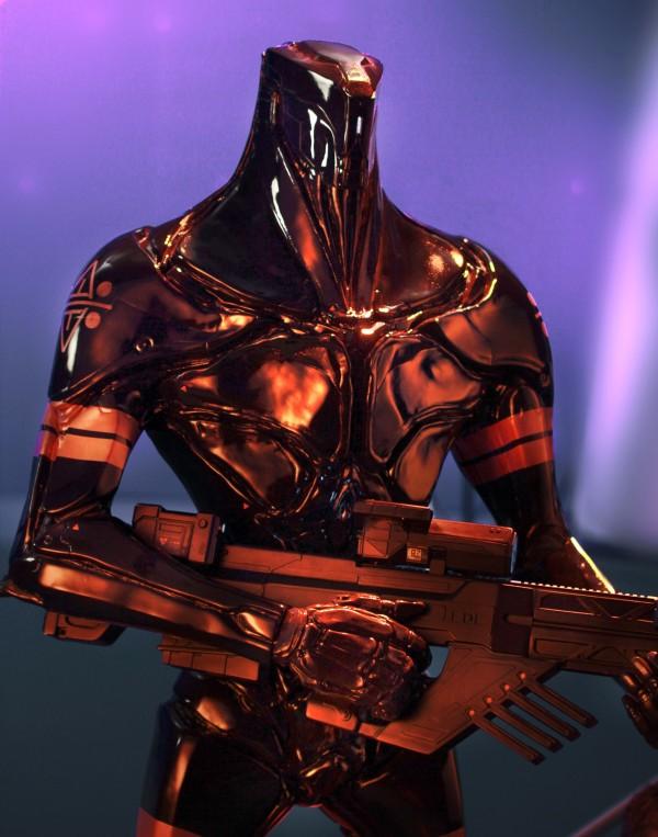 K-Tron Warrior