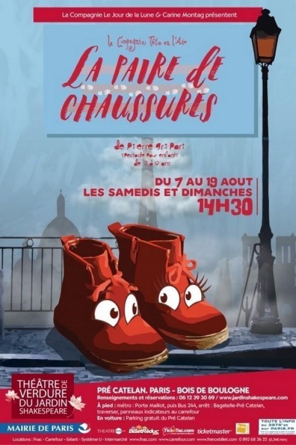 La Paire de chaussures au Théâtre de Verdure