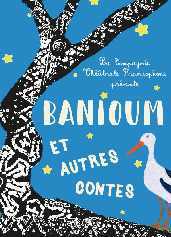 Banioum et autres contes : Affiche