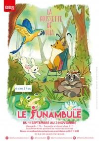 La Poussette de Lola au Funambule