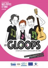 Les GLOOPS au Théâtre L'Essaïon