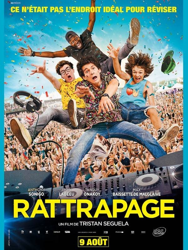 Rattrapage, Affiche