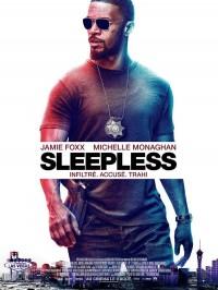Sleepless, Affiche