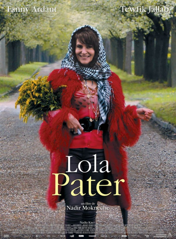 Lola Pater, Affiche