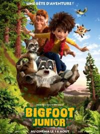 Bigfoot Junior, Affiche