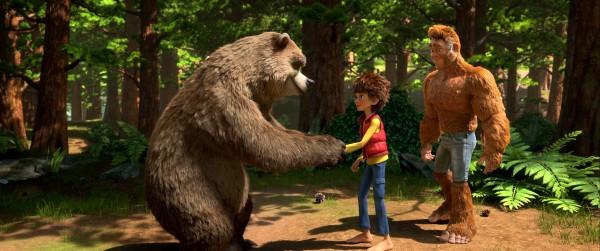 Wilbur, Adam, Bigfoot