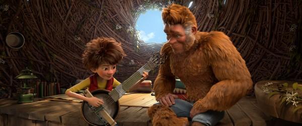 Adam, Bigfoot