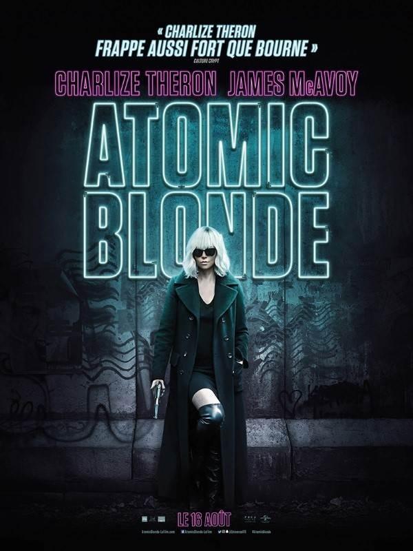 Atomic Blonde, Affiche