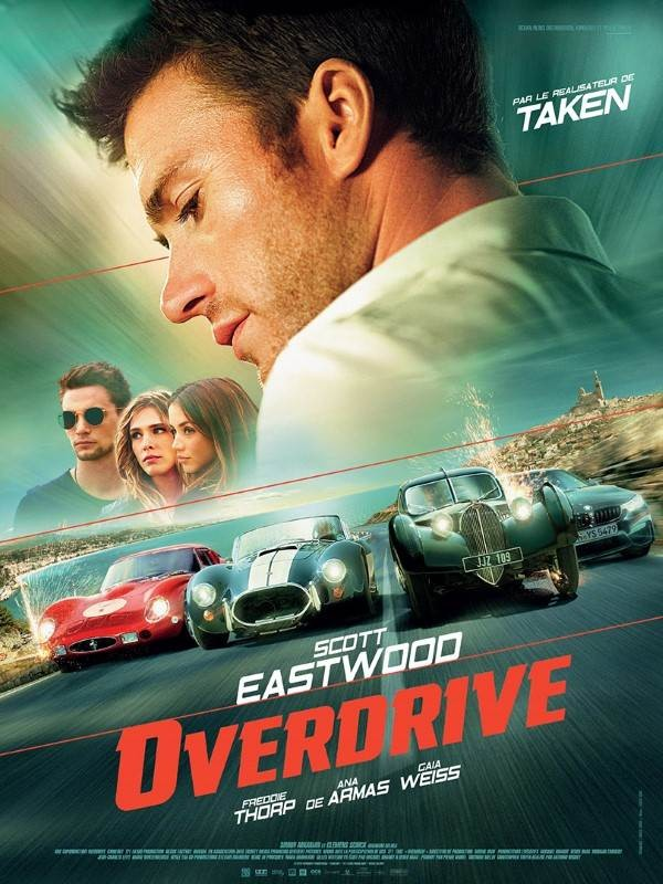 Overdrive, Affiche