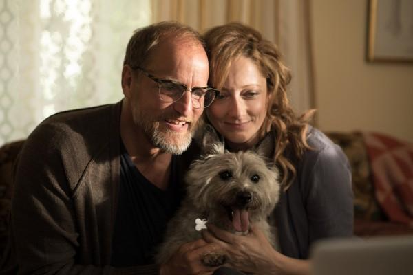 Woody Harrelson, Judy Greer