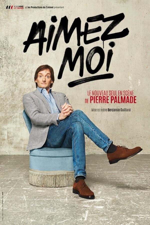 Pierre Palmade : Aimez-moi - Affiche