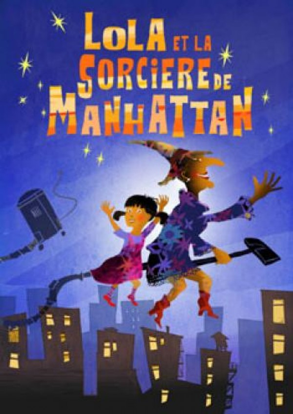 Lola et la sorcière de Manhattan à la Folie Théâtre