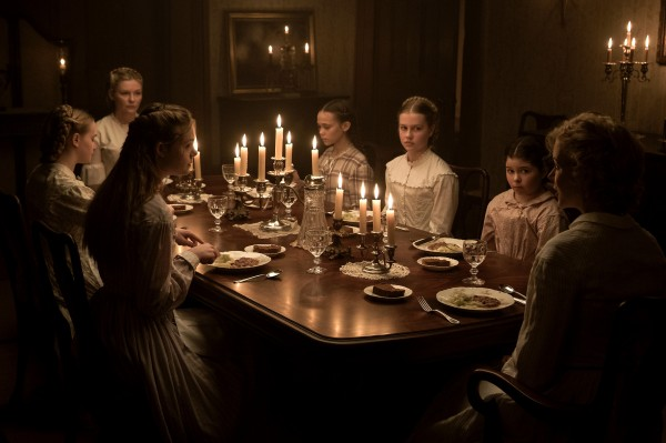 Emma Howard, Kirsten Dunst, Elle Fanning, Oona Laurence, Angourie Rice, Addison Riecke, Nicole Kidman