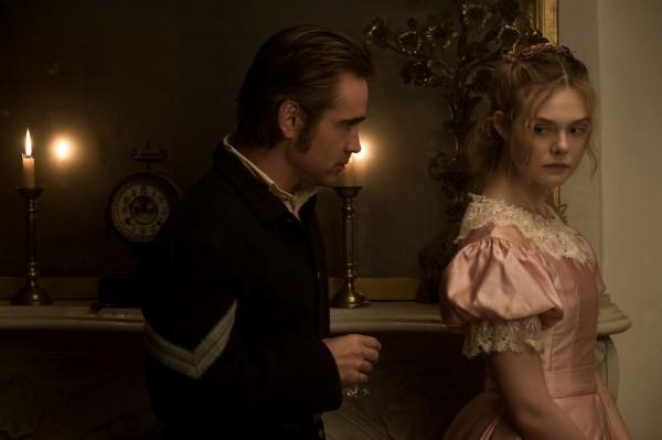 Colin Farrell, Elle Fanning