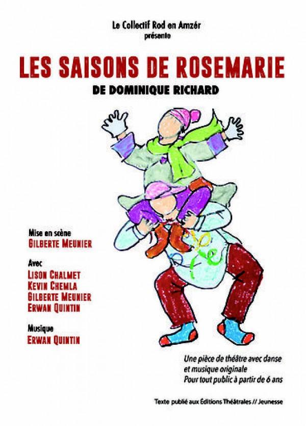 Les Saisons de Rosemarie - Affiche