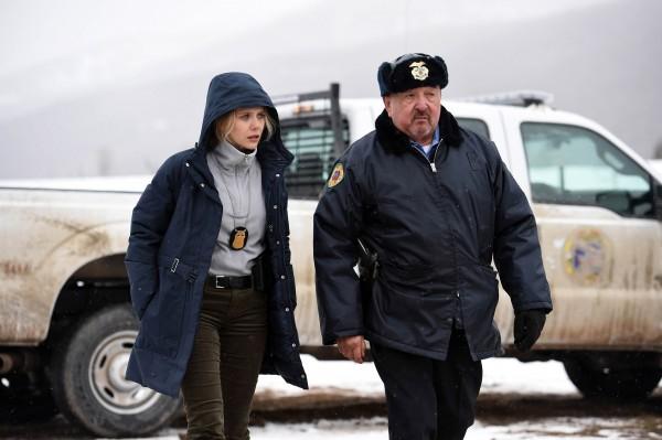 Elizabeth Olsen, Graham Greene