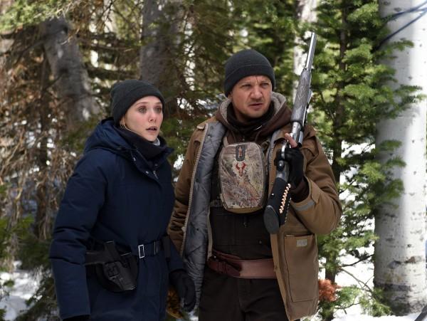 Elizabeth Olsen, Jeremy Renner