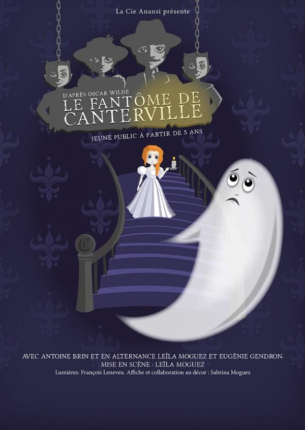 Le Fantôme de Canterville : Affiche