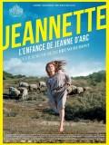 Jeannette, l'enfance de Jeanne d'Arc, Affiche