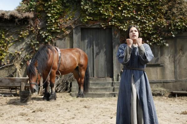Jeannette, l'enfance de Jeanne d'Arc, extrait