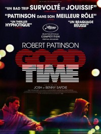 Good Time, Affiche